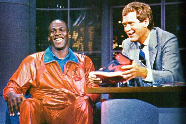 Letterman Jordan 1