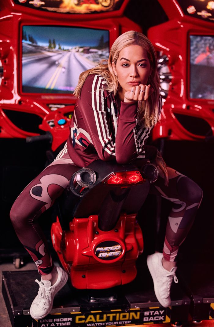 Rita Ora X Adidas Originals Colour Paint Pack23