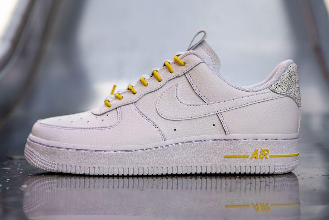 nike air force 1 womens yellow