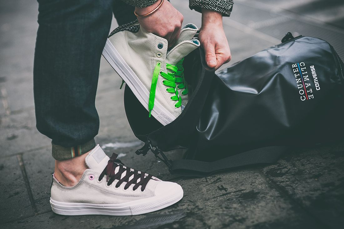 Converse Chuck Taylor Ii Counter Climate Sneakers By Melbourne Photographer Tom Cunningham 12