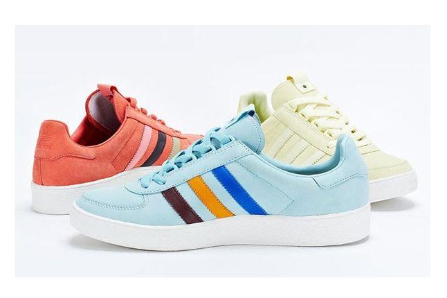Adidas Consortium Adicolor Group Shot 1