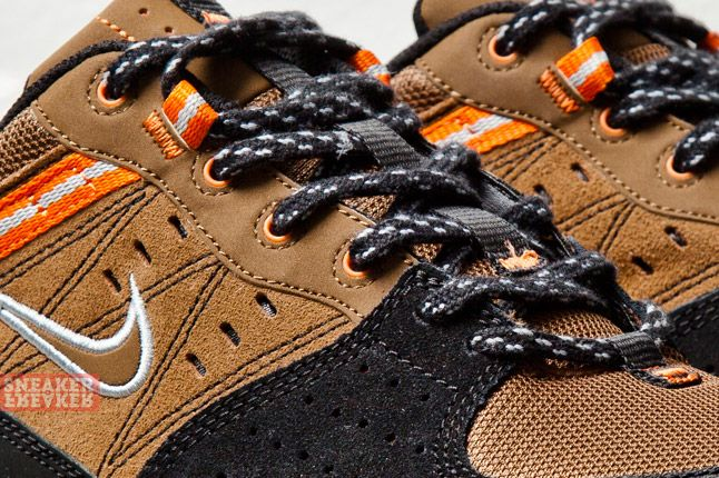 Nike Salbolier Military Brown Metallic Silver 2 Det