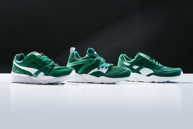 Puma Green Box Pack 13