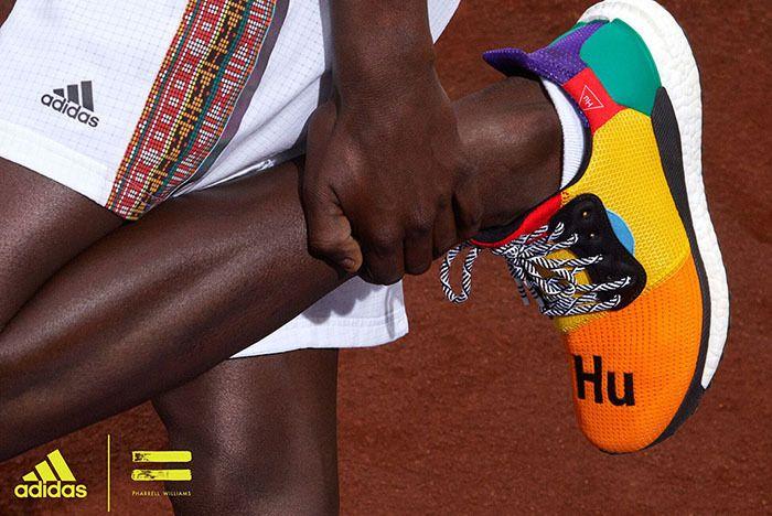 Pharrell Adidas Solar Hu Official 2