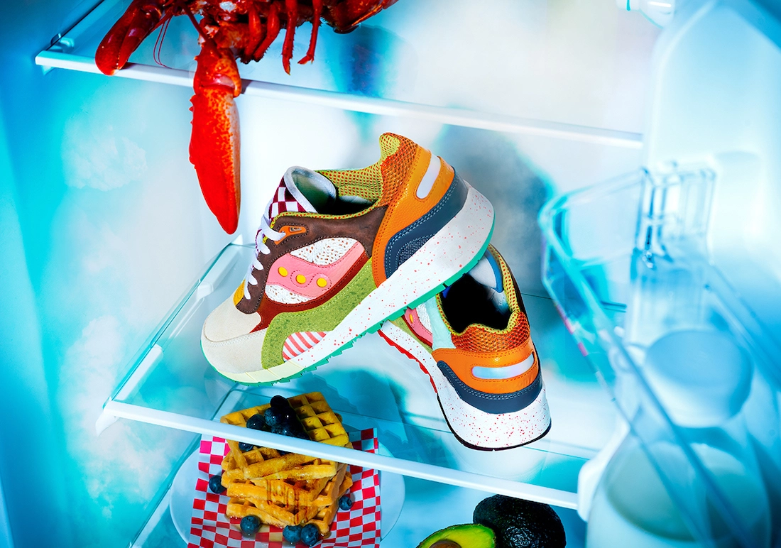 Saucony Shadow 6000 Food Fight