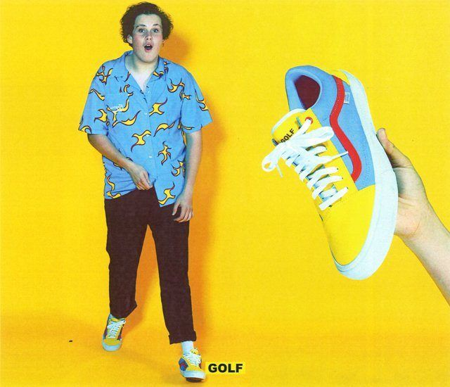 Golf Wang X Vans 2015 Old Skool Collection3