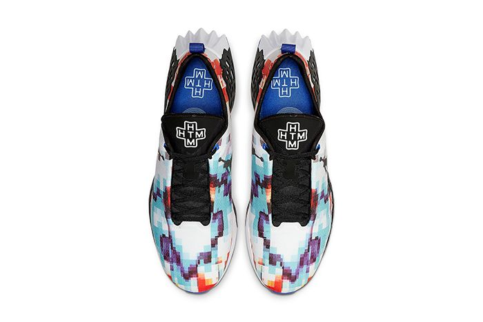 Jordan Trunner Nxt React Htm White Ct2819 100 Release Date Top Down