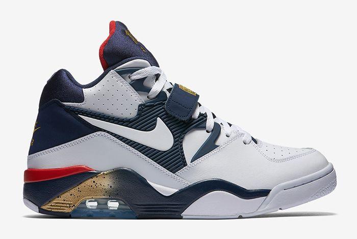 Nike Air Force 180 Olympic Charles Barkley4