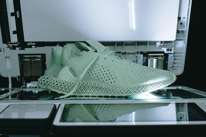 Daniel Arsham Adidas Futurecraft 4 D 1