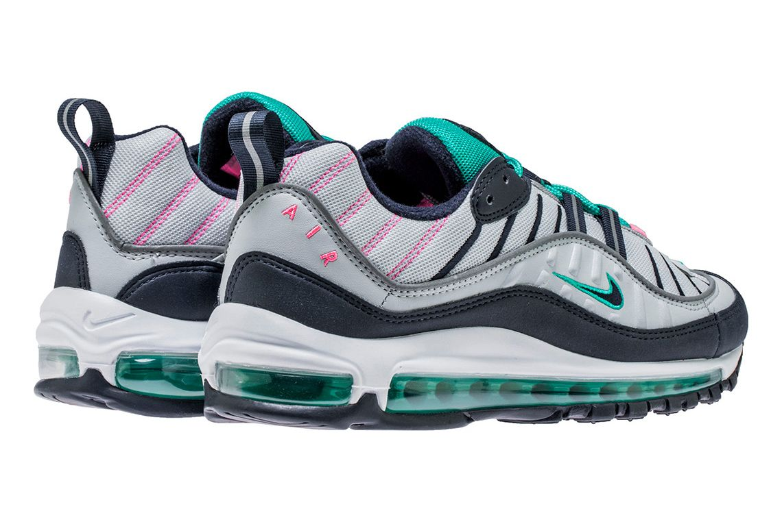 Nike Air Max 98 South Beach 1640744 005 5 Sneaker Freaker