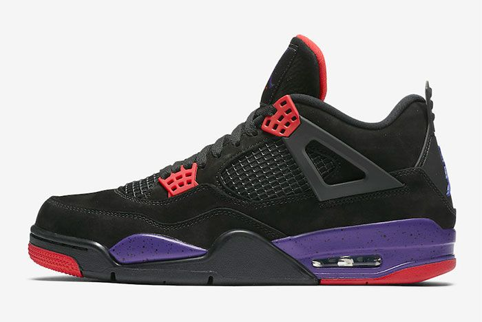 Air Jordan 4 Raptors Pe Drake Left 2