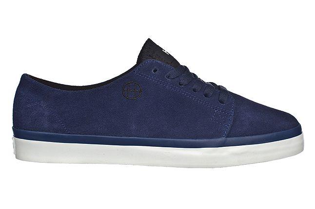 Huf Fall 2012 Footwear Morton Deep Nvy Blk 1