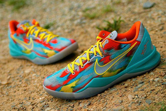 Nike Kobe 8 Venice Beach 2013 5 1