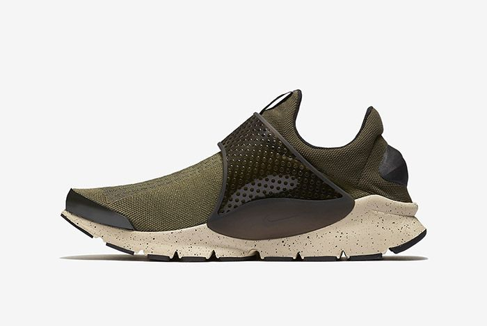 Nike Sock Dart Se Cargo Khaki 4