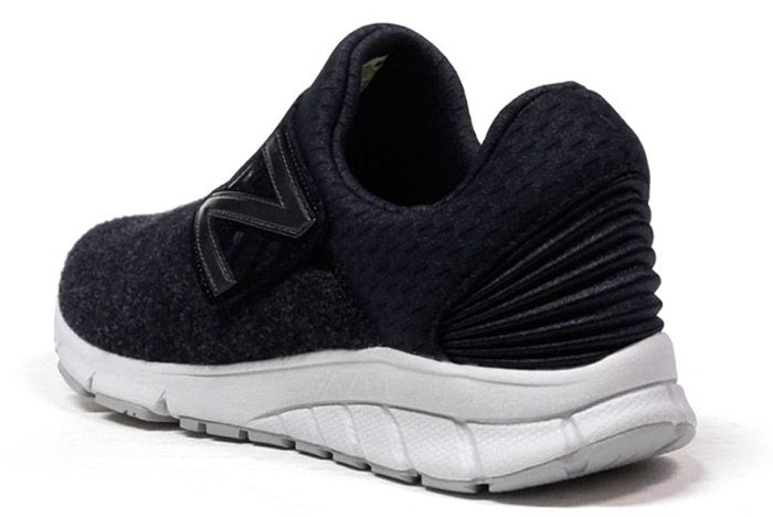New Balance Rush Slip On Black 5