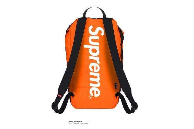 Supreme Ss15 Baggage Collection 10