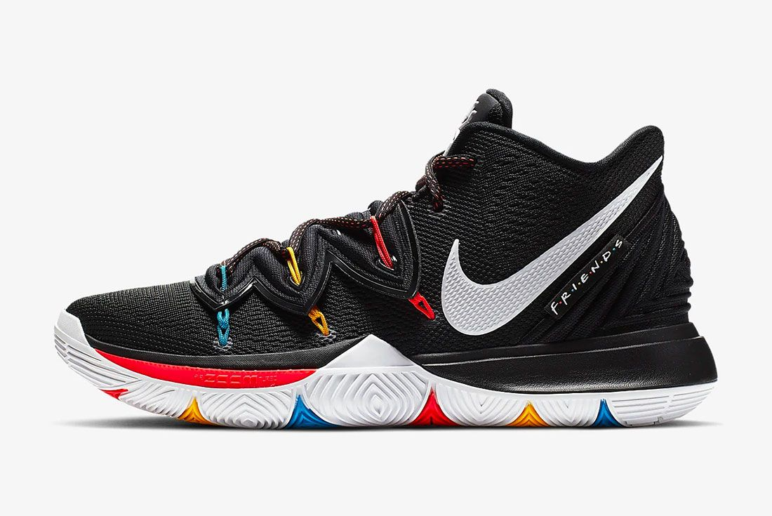 Nike Kyrie 5 Friends Side
