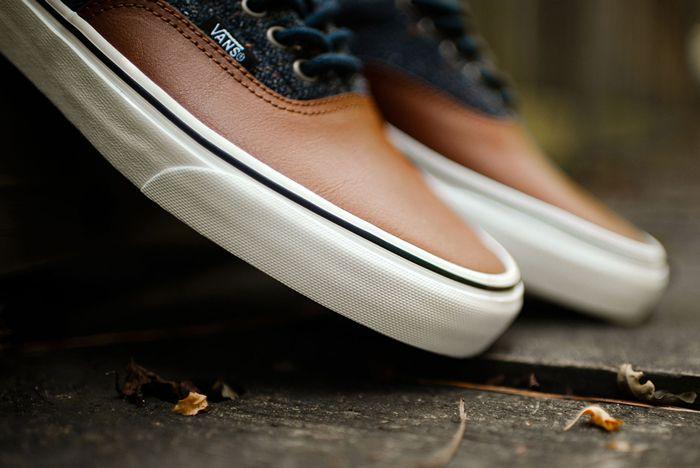 Vans Era Wool Leather4