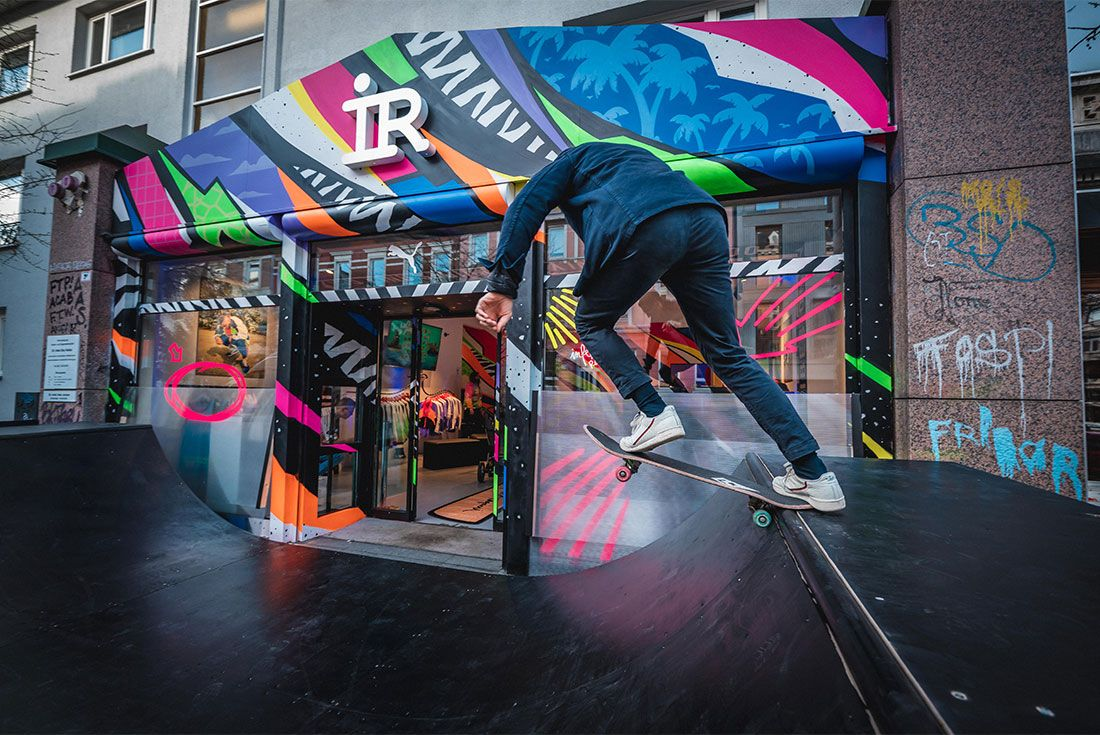 Inferno Ragazzi Eno Puma Future Rider Event Photos Sneaker Freaker 22