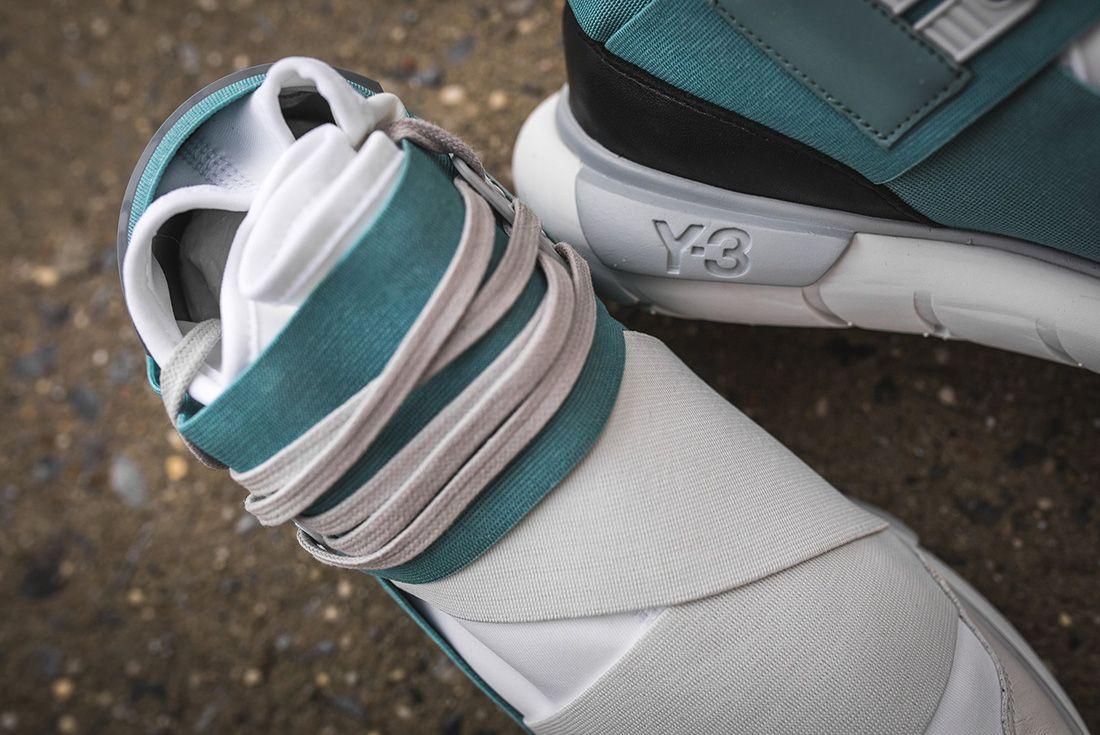 Adidas Y 3 Qasa High 5