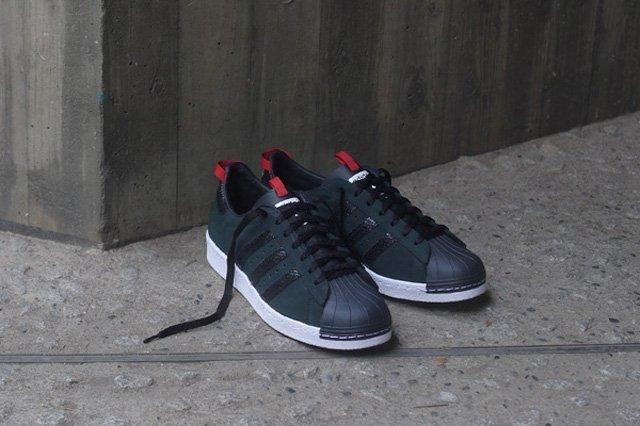 Mita Sneakers Adidas Superstar 80 S Python 3