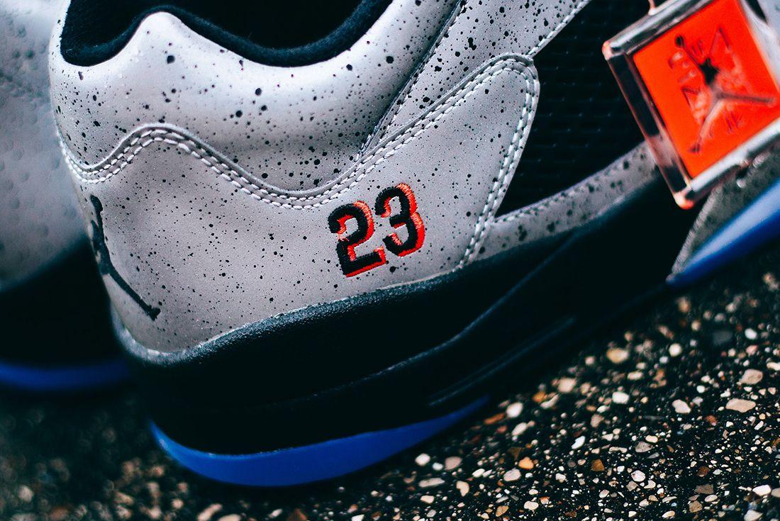 Air Jordan 5 Low Neymar3