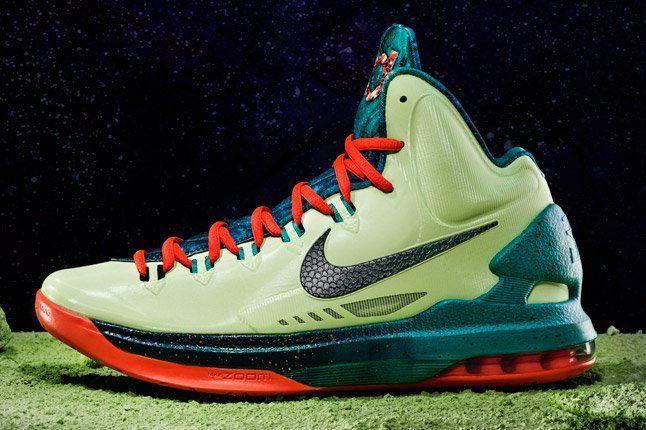 Nike Allstar Houston Kevin Durant Profile Close 1