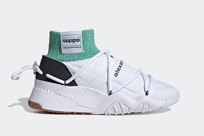 Alexander Wang Adidas Aw Puff Trainer Eg4901Side On White