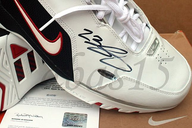 Nike Air Zoom Generation Lebron Signed 02 1