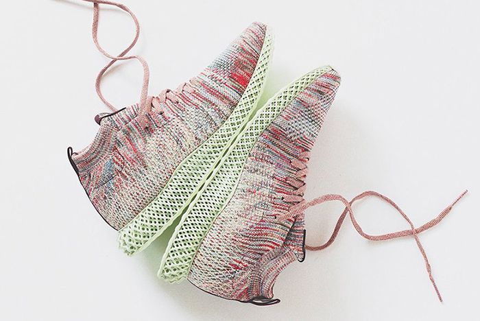 Kith X Adidas Futurecraft 4 D 4