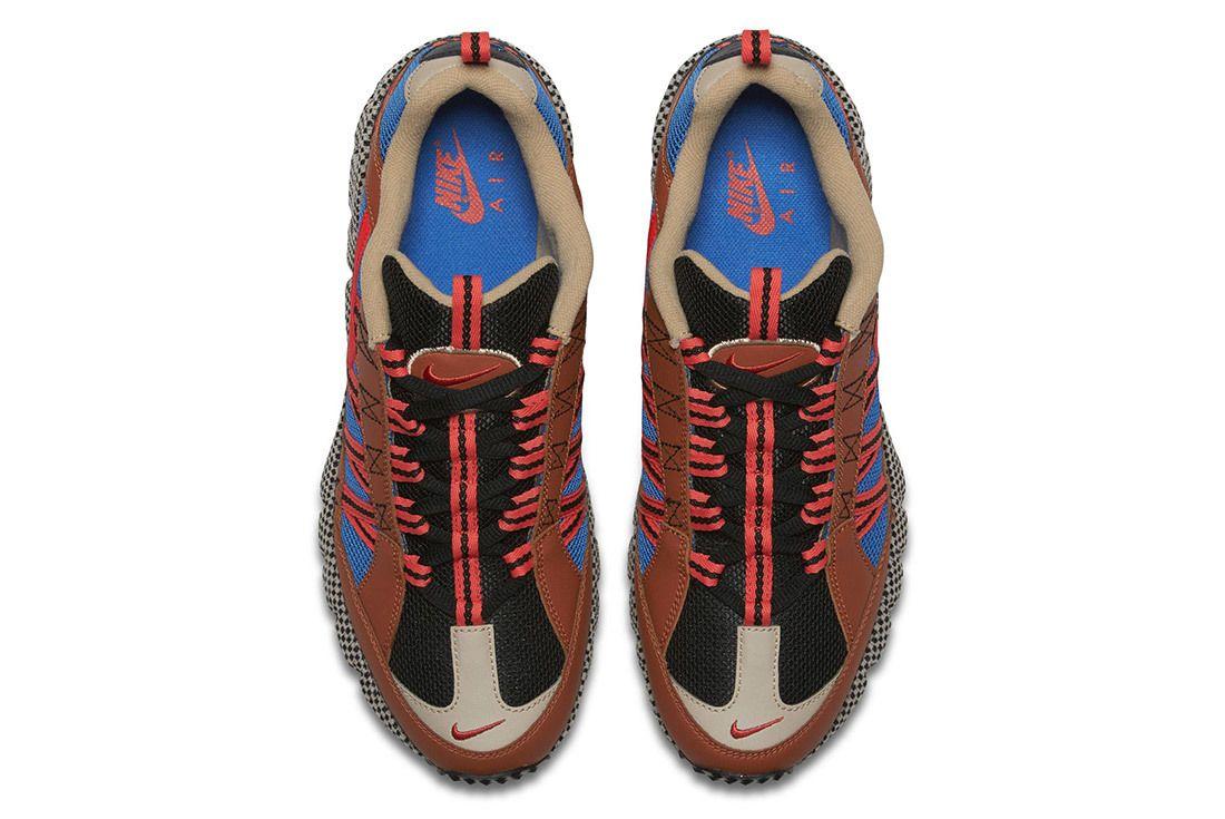 Nike Air Humara Red Blue Brown 11