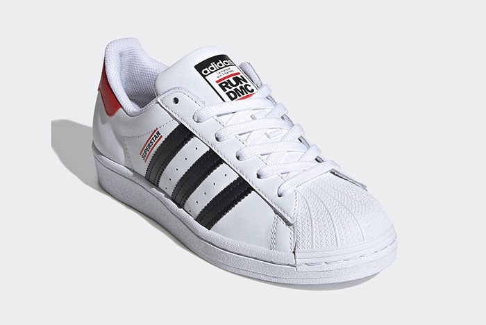 Run Dmc Adidas Superstar 2020 Front Angle