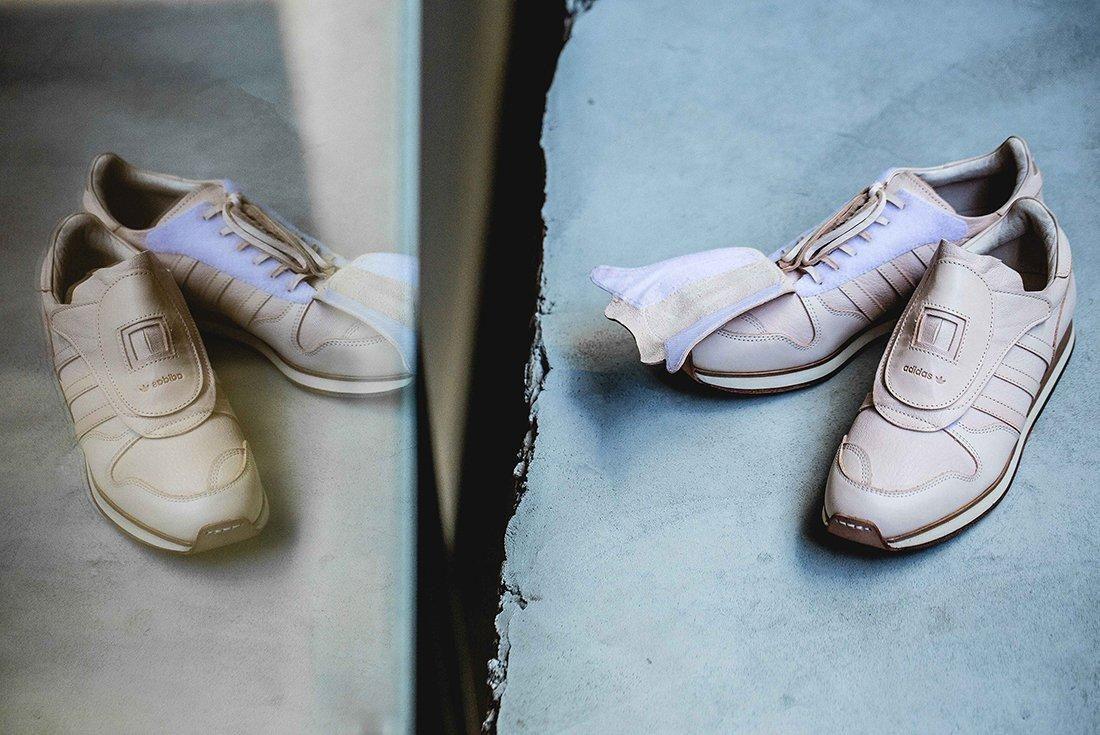 Hender Scheme X Adidas Luxe Leather Pack11