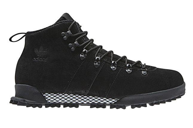 Adidas Primaloft Mountain Marathon Tr Black Side Profile 1