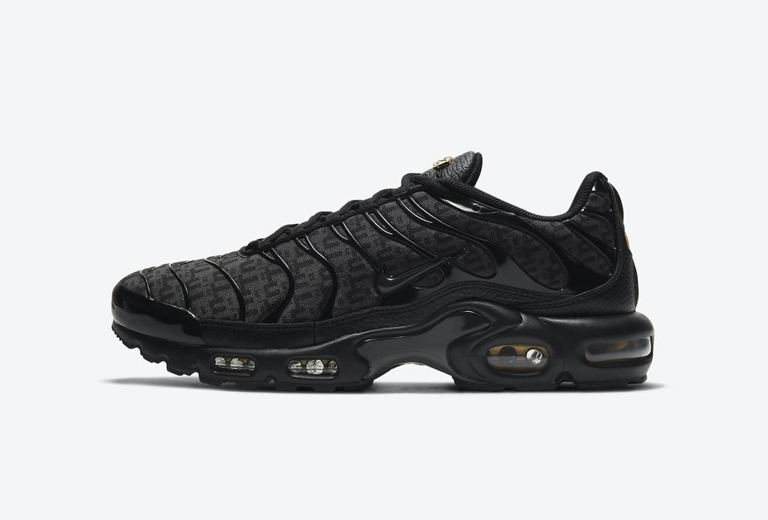 Nike Air Max Plus Black 'Tn'