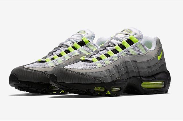 Nike Air Max 95 Neon 3M 2