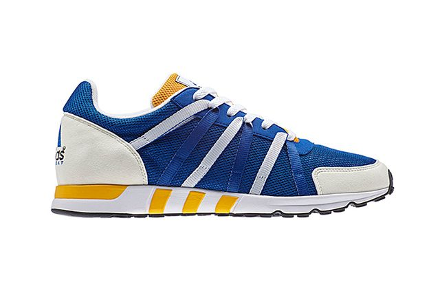 Adidas Eqt Racing 93 Blue Collegiate Gold 2