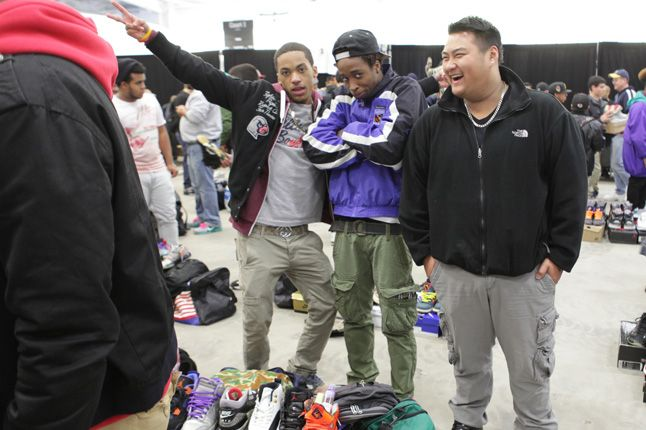 Sneaker Con New York 2012 Sellers 1