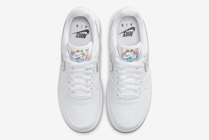 Nike Air Force 1 Iridescent Top