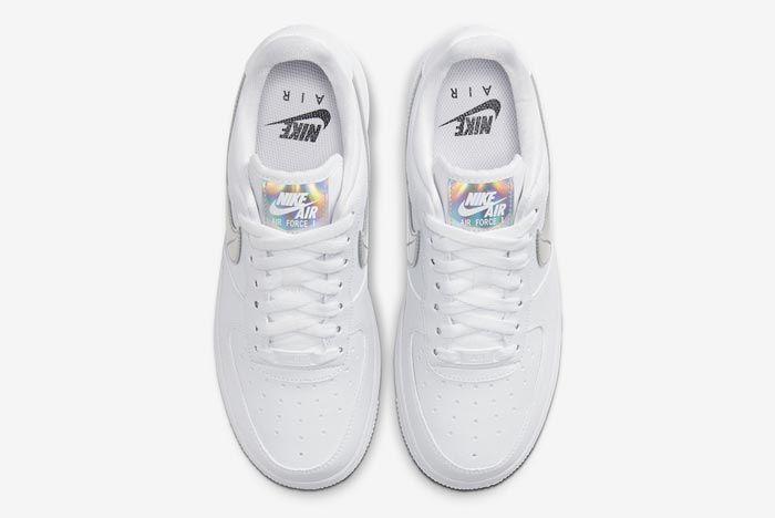 Nike Air Force 1 Iridescent Top