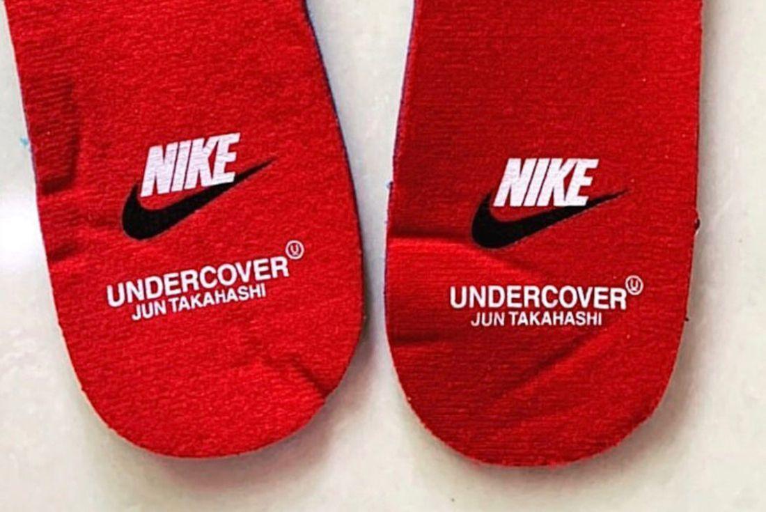 UNDERCOVER x Nike Dunk High 'UBA' Leaked Pics