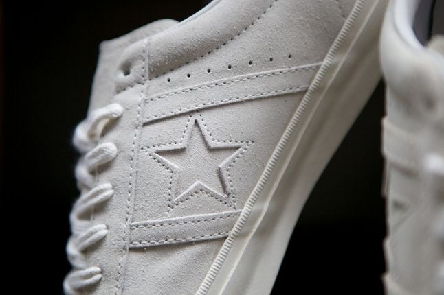 Converse One Star Academy Pack White Detail 1