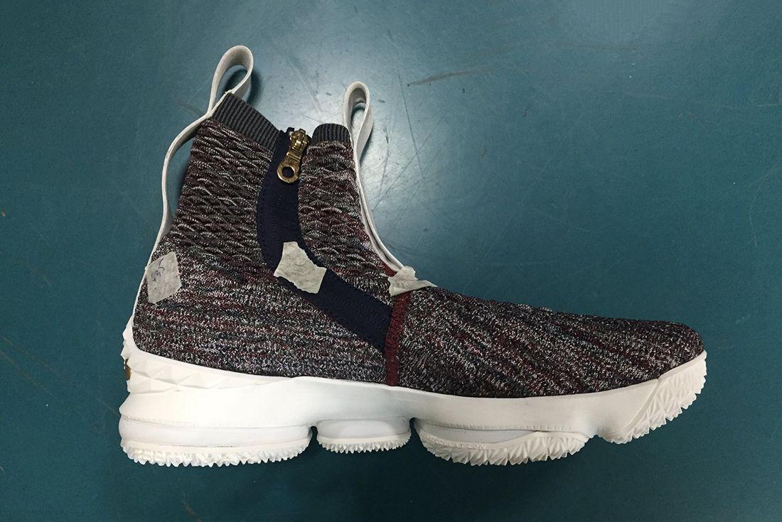 Kith X Lebron James Sneaker Freaker 9