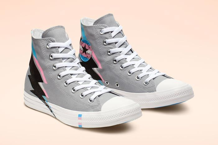 Chuck Taylor All Star Pride High Top Grey Pair