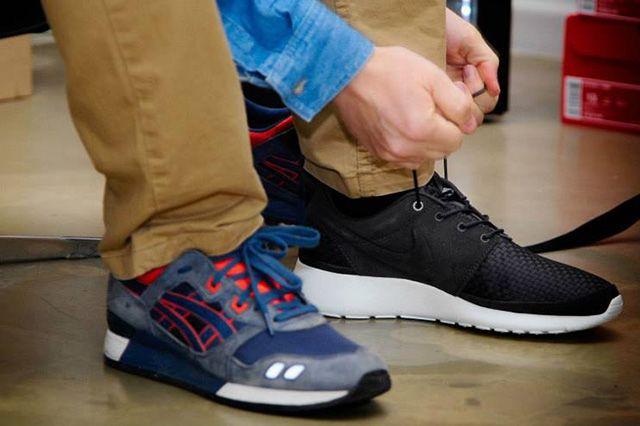 Monox Sneaker Store First Anniversary Party On Feet Recap Roshe Run