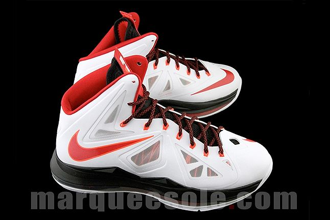 Nike Lebron X Home Quarter 2 1