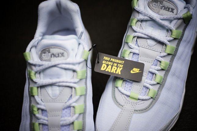 Nike Air Max 95 Prm Tape Glow In The Dark 3