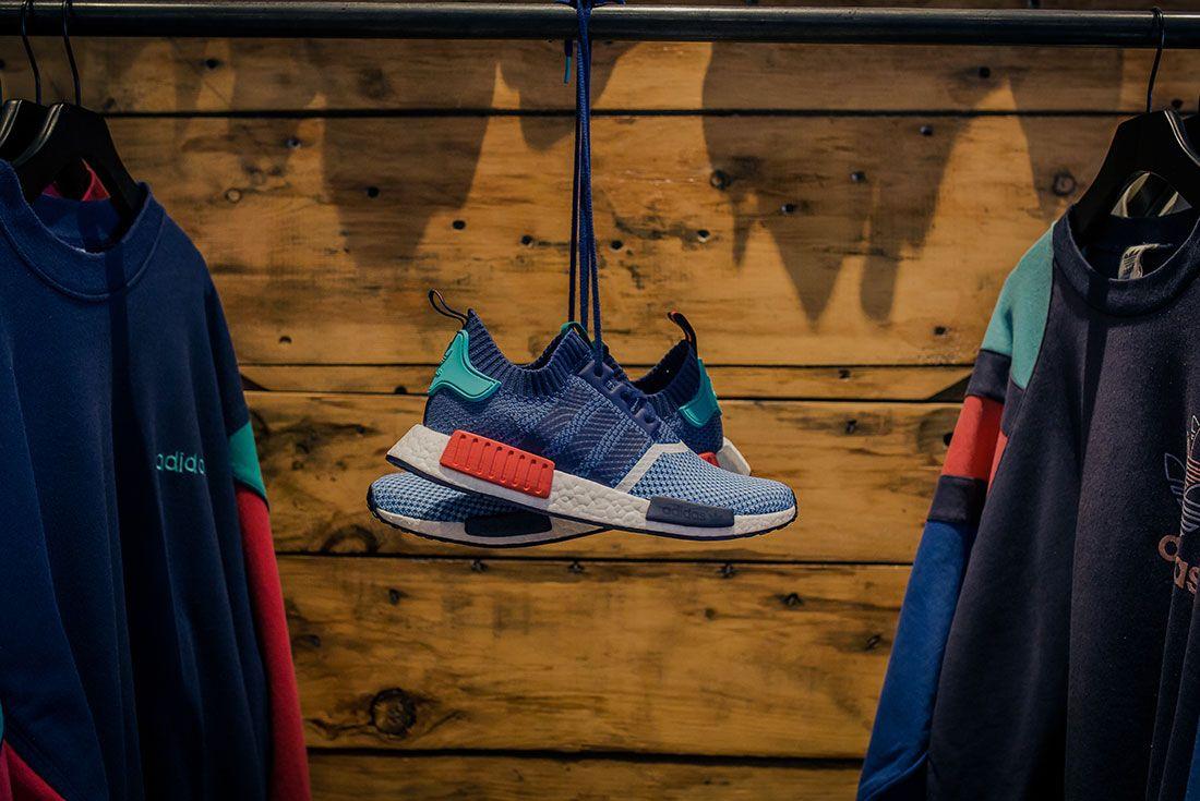 Packer X Adidas Nmd R1 2
