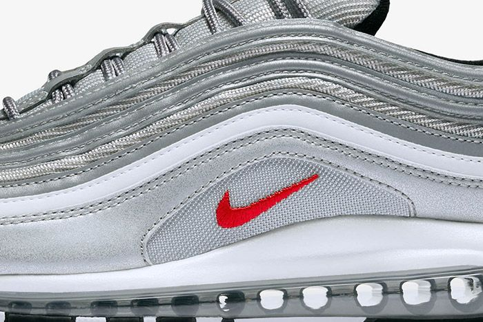Nike Airmax97 Silver Bullet Smalkl