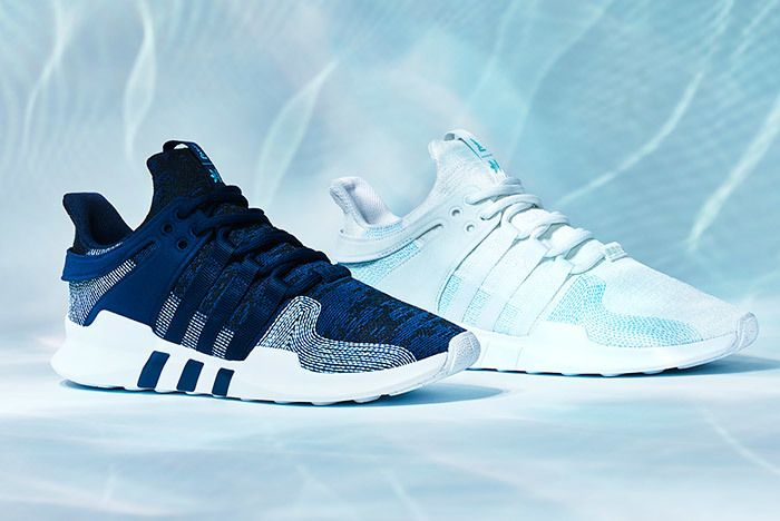Material Matters Adidas Parley Eqt 1